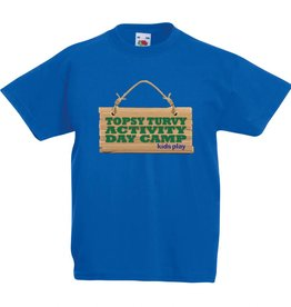 Premium Force Junior Topsy Turvy Holiday Club T Shirt