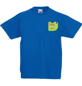 Premium Force Junior Topsy Turvy Nursery T Shirt