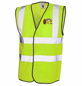 Premium Force Bod Bus Hi Vis Vest