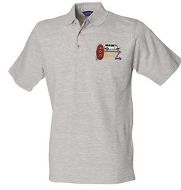 Premium Force Bod Bus Adults Polo Shirt