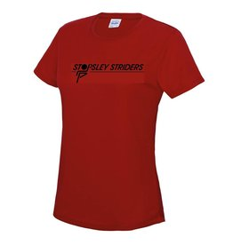 Premium Force Stopsley Striders Ladies Cool T
