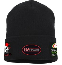 Premium Force Saracens Adults 4 Logo Beanie