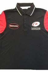 Premium Force Saracens 4 Logo Polo Shirt