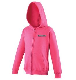 UCANJOG Adults Zoodie Hot Pink