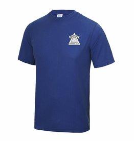 Dunstable SC Regionals 2018 Senior Cool T Shirt Royal