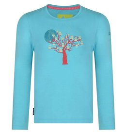 Regatta Junior Whiteshaw Long Sleeve T Shirt