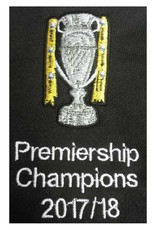 Saracens Champions 2018 Rugby Shirt