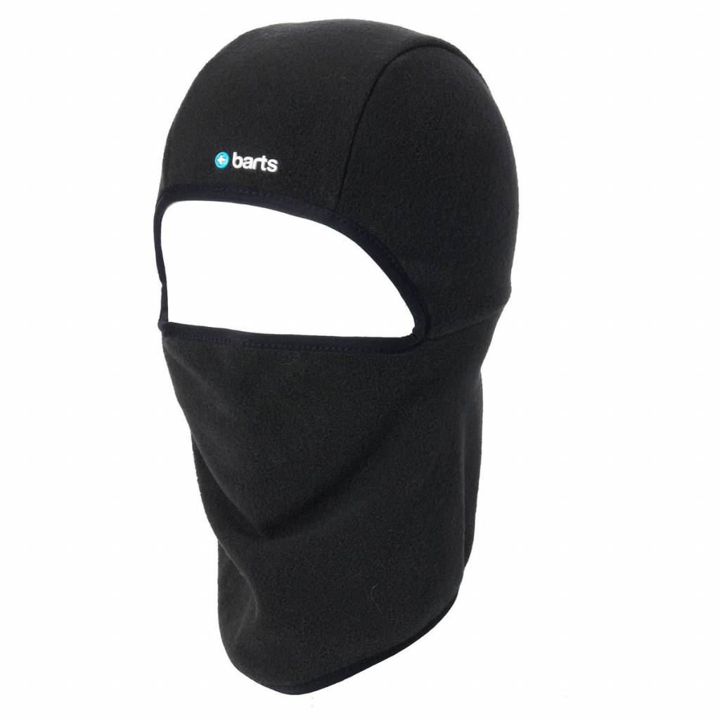 Barts Adults Fleece Balaclava Black