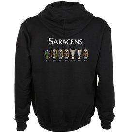 Saracens Trophy Winners Hoodie 2018