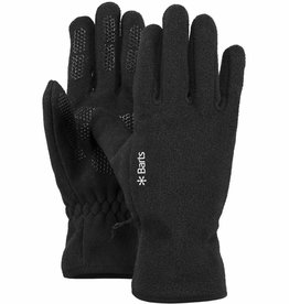 Barts Adults Fleece Gloves Black