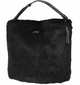 Barts Ladies Salween Faux Fur Bag 39 x 44 x 14 cm