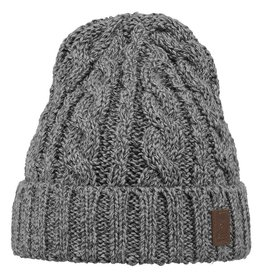 Barts Mens Twister Turnup Beanie