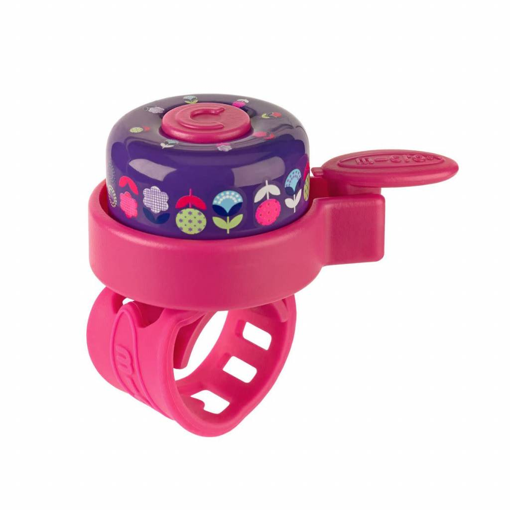 Micro Scooters Ltd Micro Scooter Floral Dot Bell