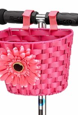 Micro Scooters Ltd Micro Scooter Basket Pink