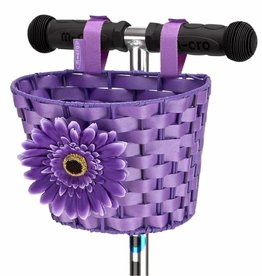Micro Scooters Ltd Micro Scooter Basket Purple