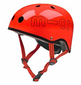 Micro Scooters Ltd Junior Micro Scooter Red Gloss Helmet