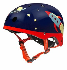 Micro Scooters Ltd Boys Micro Scooter Retro Rocket Helmet