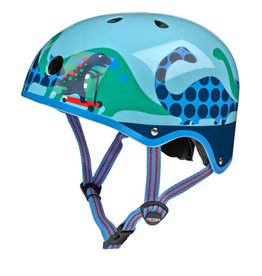Micro Scooters Ltd Boys Micro Scooter Scootersaurus Helmet