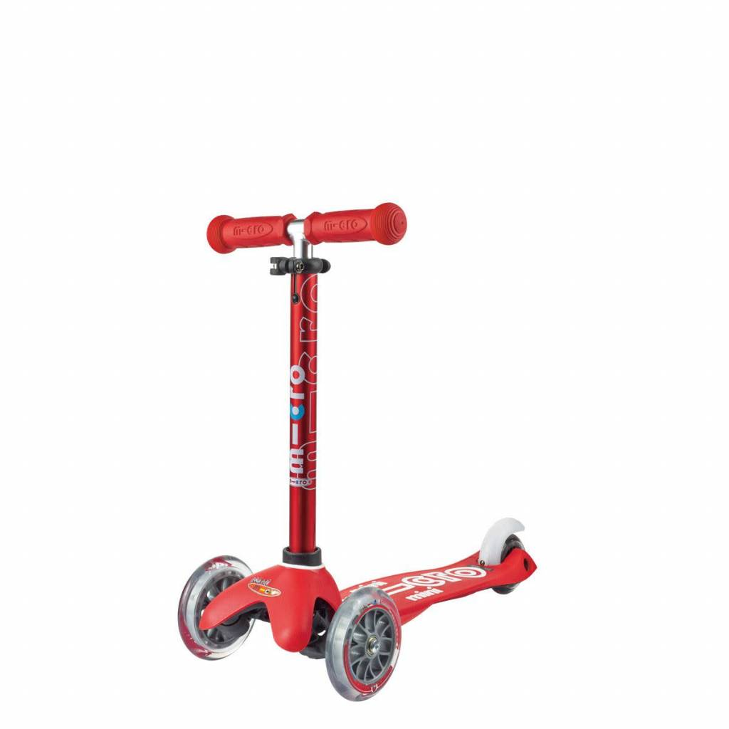 Micro Scooters Ltd Mini Micro Deluxe Scooter Red