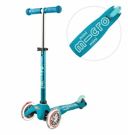 Micro Scooters Ltd Mini Micro Deluxe Scooter Aqua
