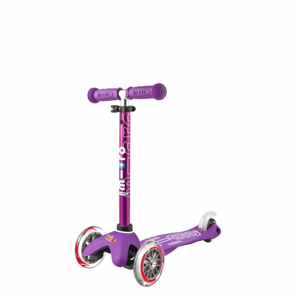 Micro Scooters Ltd Mini Micro Deluxe Scooter Purple