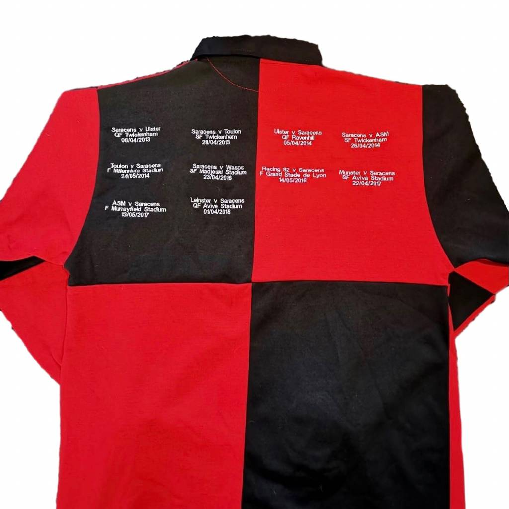 Premium Force Adults SSA Travel Rugby Shirt