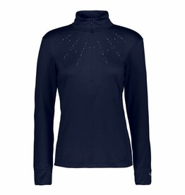 F.lli Campagnolo Ladies Carbon Snowflake Zip Top