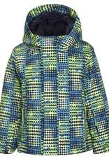 Killtec Boys Stripy Mini Ski Jacket