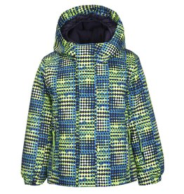 Killtec Boys Stripy Mini Ski Jacket
