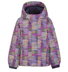 Killtec Girls Stripy Mini Ski Jacket