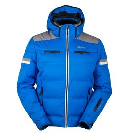 Mens Ted Stretch Ski Down Jacket