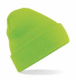 OA Adults 2019 Tour Beanie Fluo Green