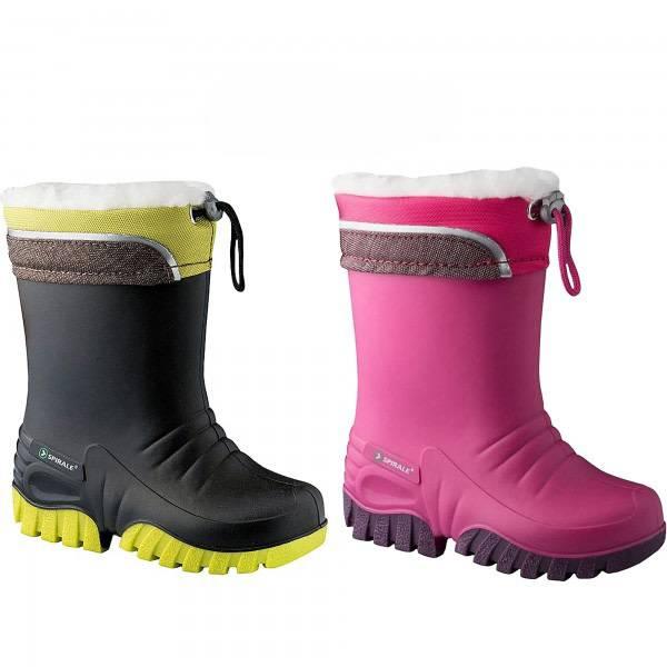 Junior Bounce Snow Boot