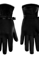 Poivre Blanc Ladies PB W18-1775 Stretch Fleece Glove