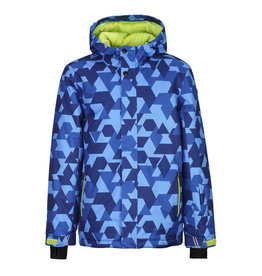 Killtec Boys Gavyn Allover Ski Jacket