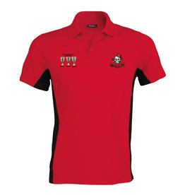 Adults Triple Champs 3 Trophy Polo Shirt 2019