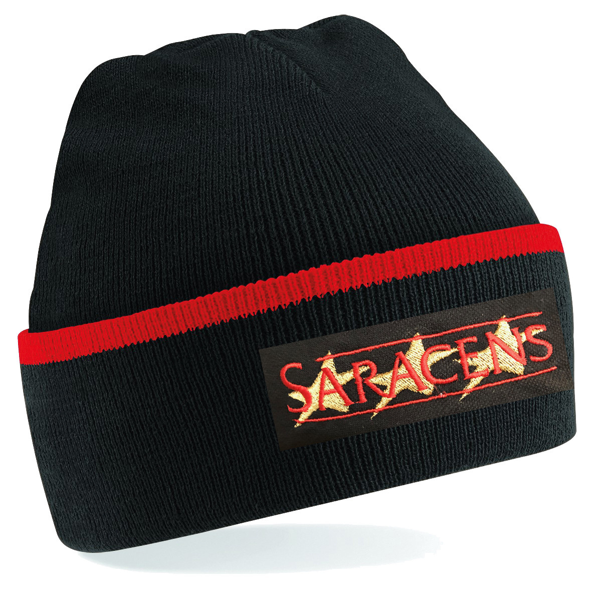Premium Force Adults Triple Champs 3 Star Beanie