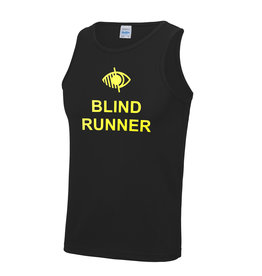 Adults Blind Runner Cool Vest