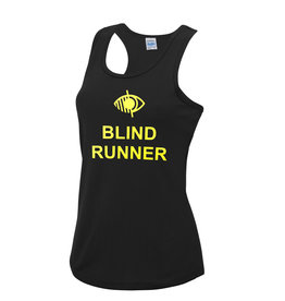 Ladies Blind Runner Cool Vest
