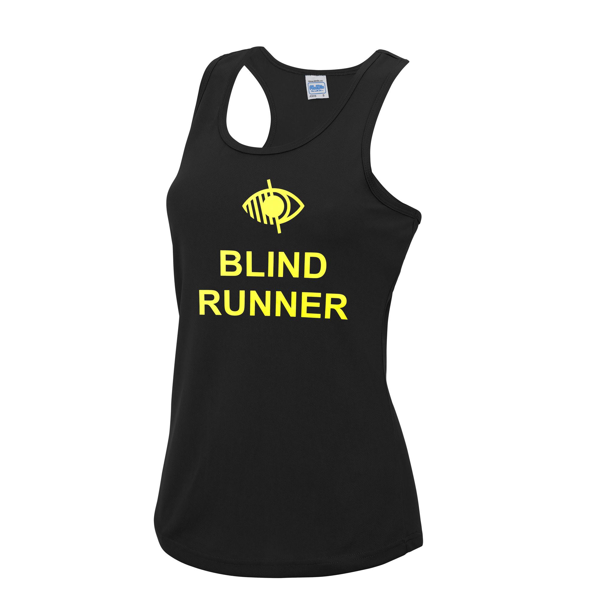 Ladies Blind Runner Cool Vest