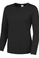Ladies Blind Runner L/S Cool T Shirt