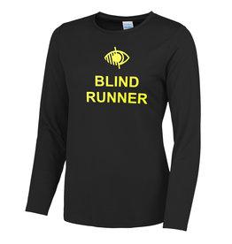 Premium Force Ladies Blind Runner L/S Cool T Shirt