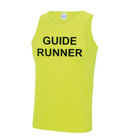 Adults Blind Guide Runner Cool Vest