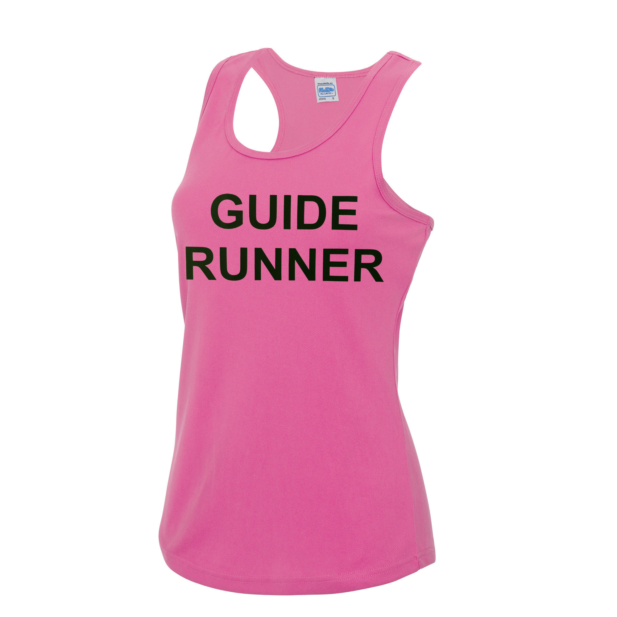 Ladies Blind Guide Runner Cool Vest