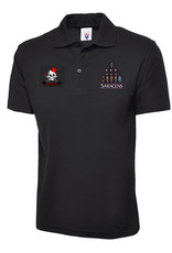 Saracens Saracens Adult Pyramid Champs Polo