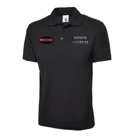 Premium Force Saracens Adult Cup Line Up Polo