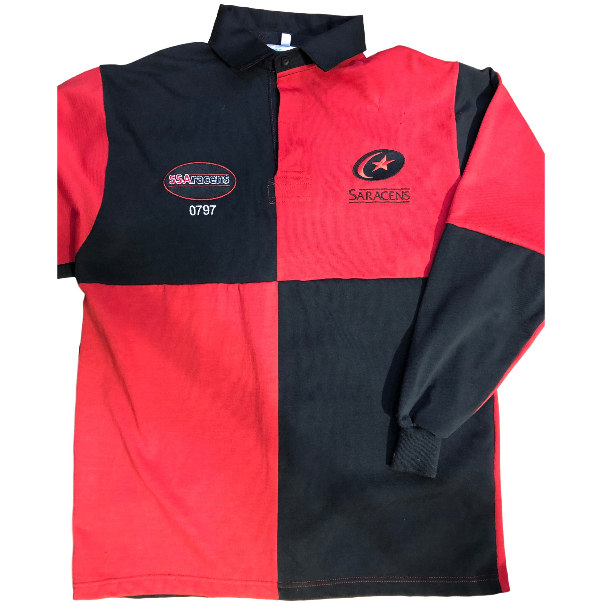 Premium Force Adults SSA Members Rugby Shirt
