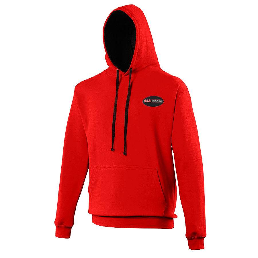 Premium Force Adults SSA Contrast Hoodie