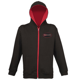Premium Force Junior SSA Full Zip Contrast Hoodie