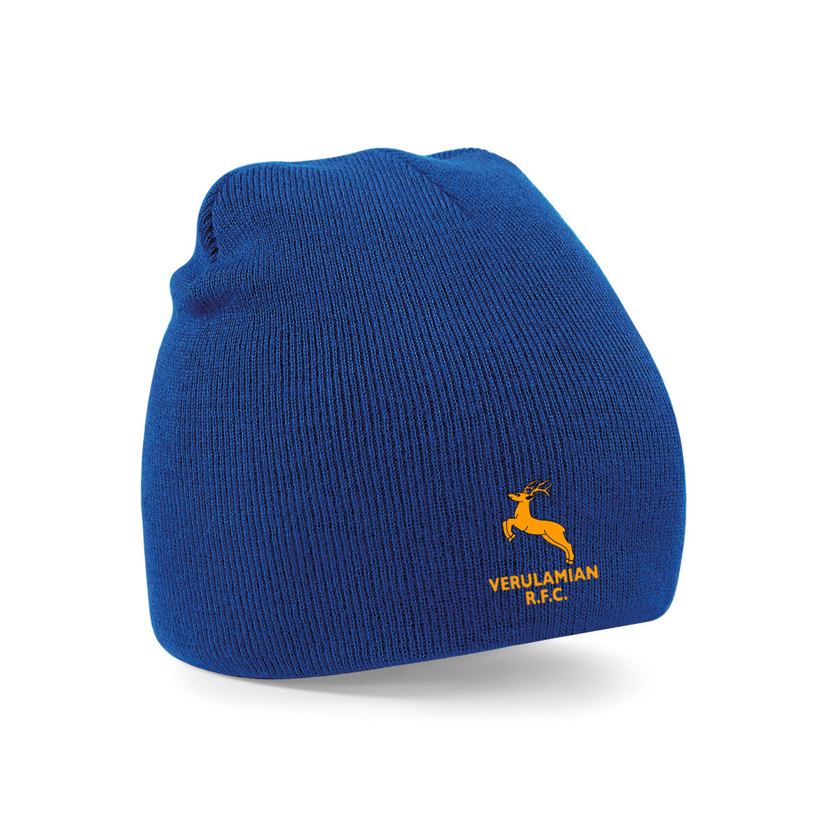 Premium Force VRFC Pull on Beanie Royal